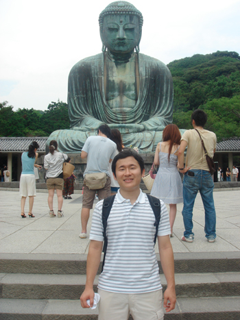 Tóquio, Kamakura - O Grande Buda - Fernando Hidemi Uchiyama